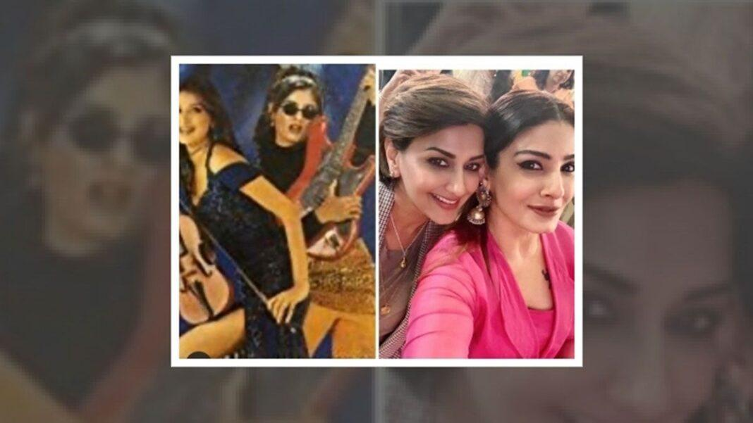 Raveena Tandon recalls spending time with Sonali Bendre