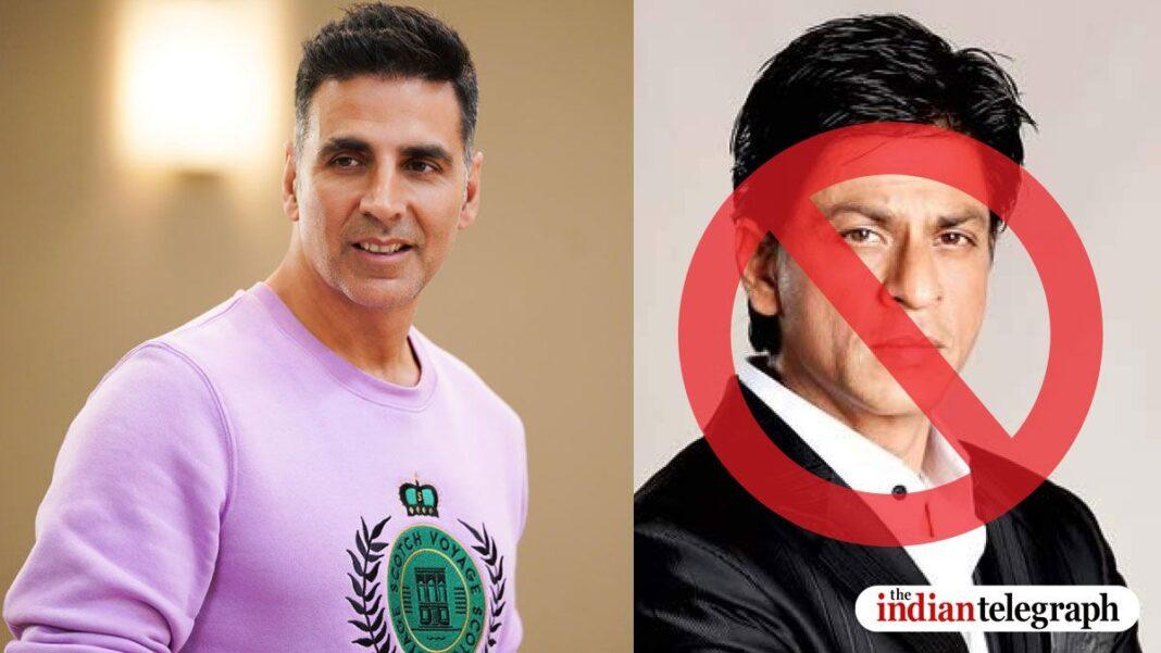 Reliance replaces Shah Rukh Khan with Akshay Kumar as new smartphone ambassador