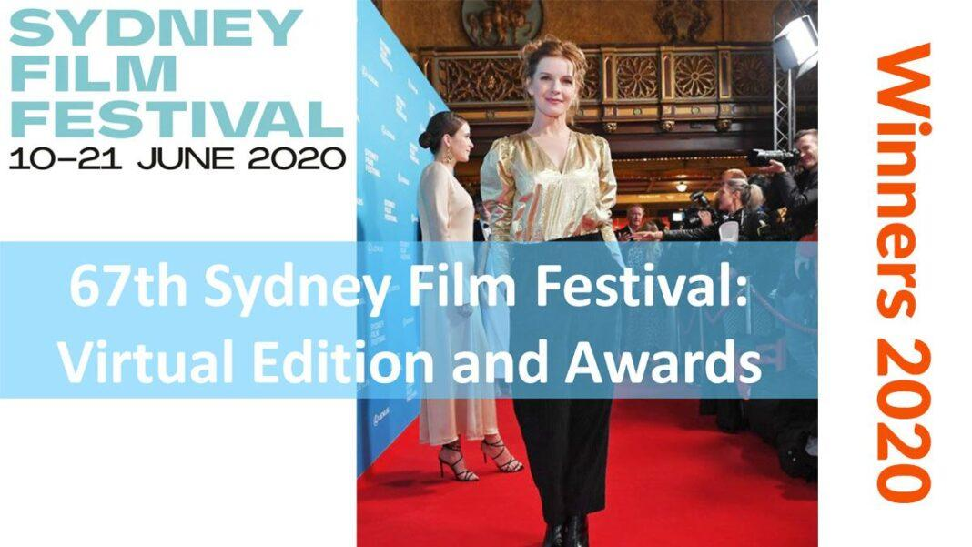 Sydney Film Festival Award Winners 2020