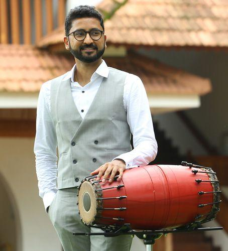 Akshay Ananda Padmanabhan who continue to motivate younger generation of musicians