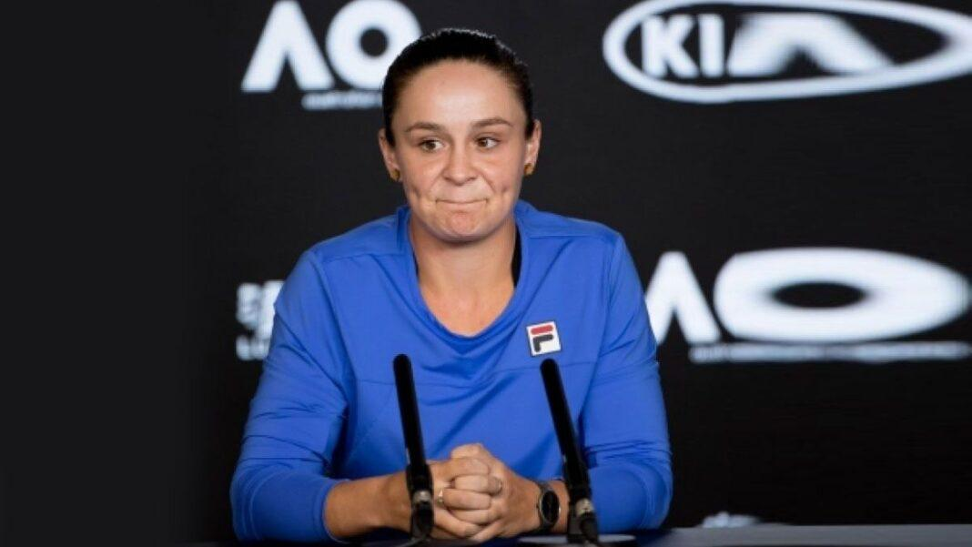 Ashleigh Barty pulls out of US Open due to COVID fears