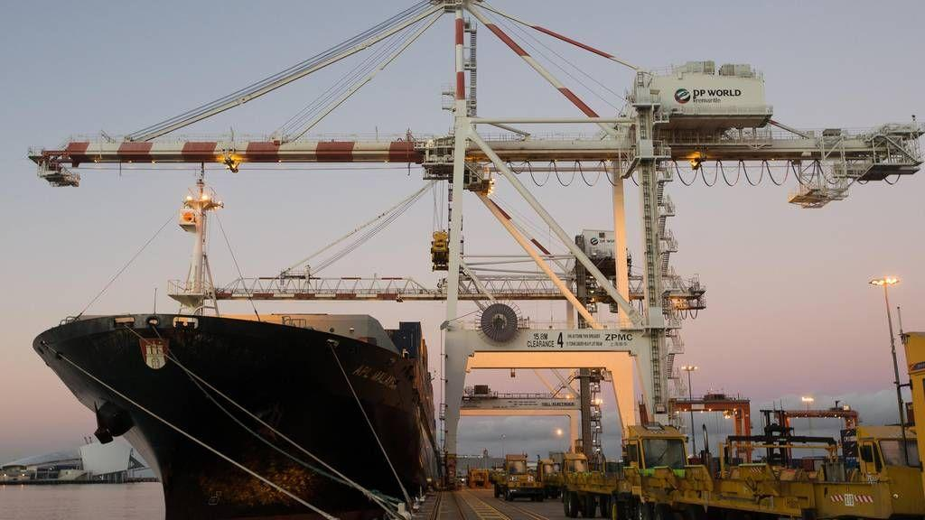 Australia's trade surplus up 2pc in May
