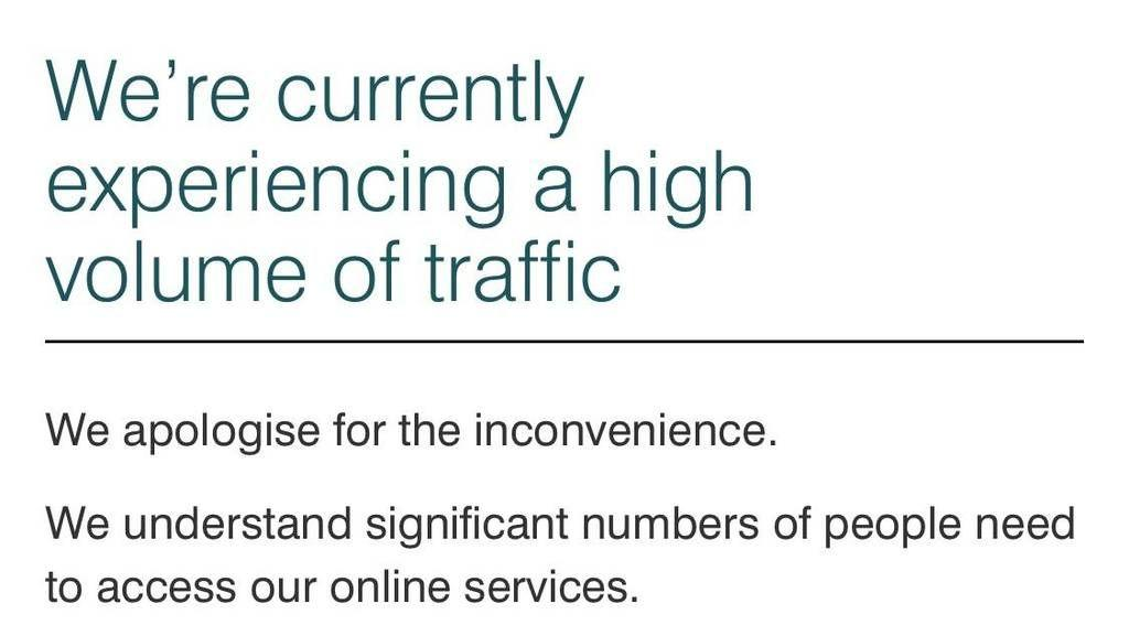 Australian Taxation Office website crashes minutes into new financial year as taxpayers lodge returns, access super