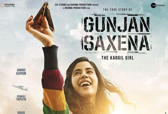 Janhvi Kapoor S Gunjan Saxena Gets A Release Date Cinema And Arts The Indian Telegraph