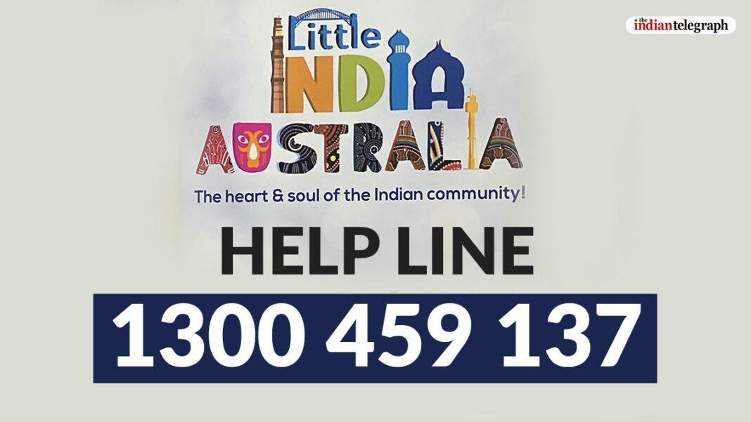 Little India Launches Helpline and lifts the hopes of the needy