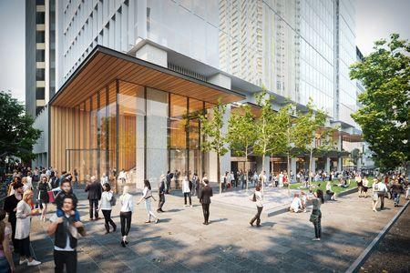 New vision for North Sydney CBD to become reality