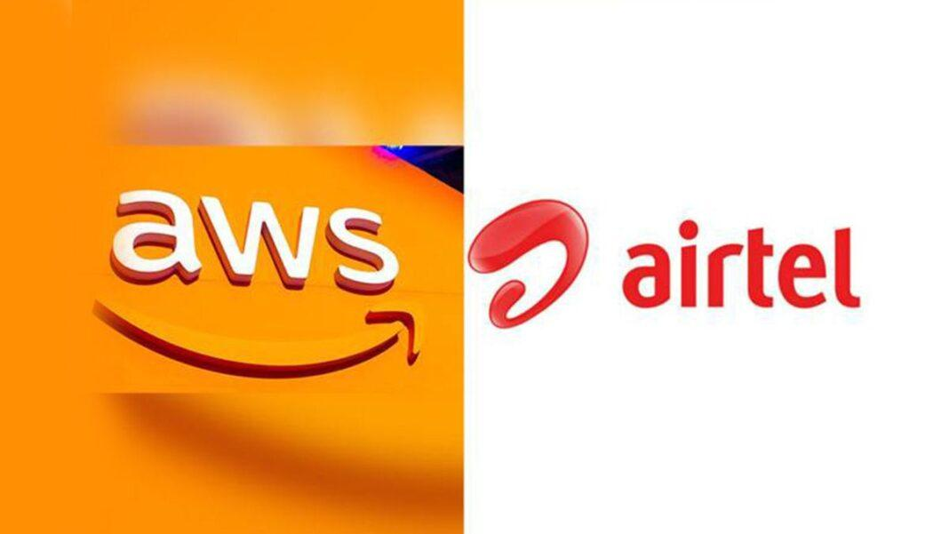 Airtel ties up with AWS for cloud services