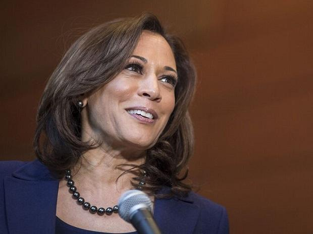 Mother instilled in me core value of America, says Kamala Harris