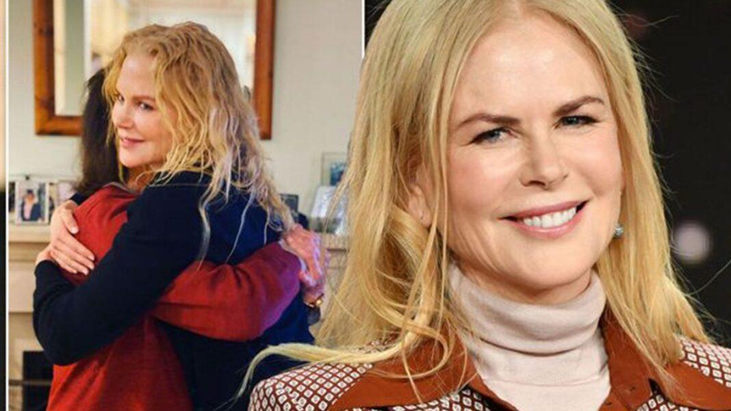 Nicole Kidman meets mother after 8 months