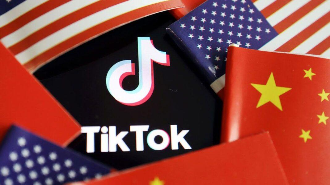 Trump says he'll ban TikTok from operating in US