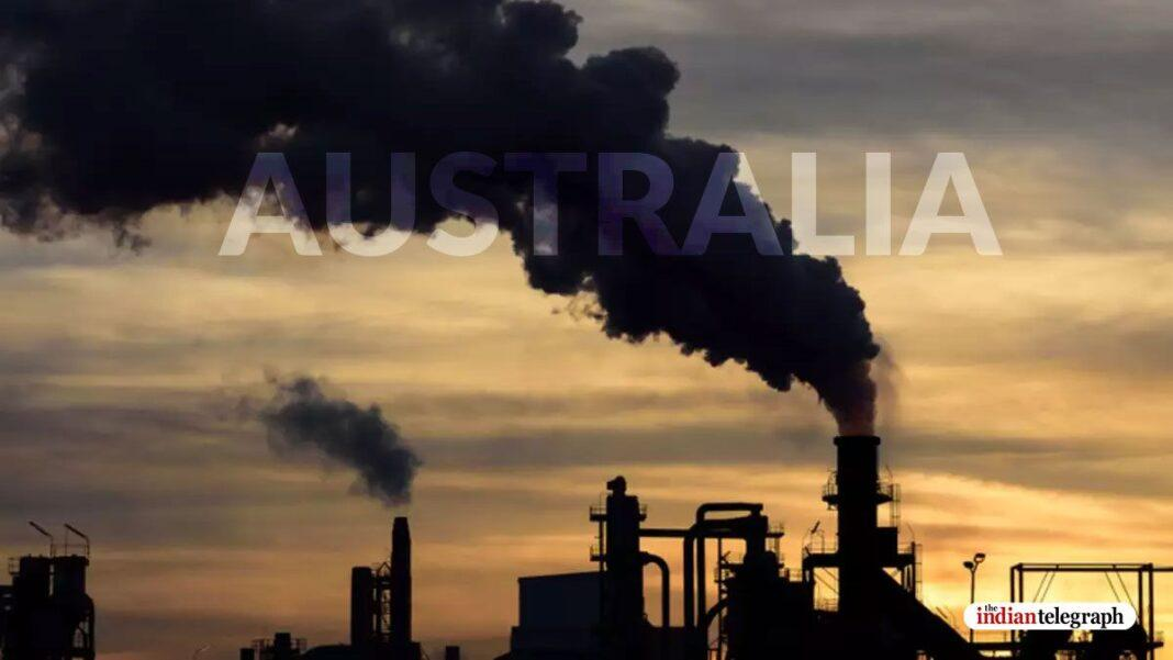 Australia's carbon emissions Drop to 22-year low