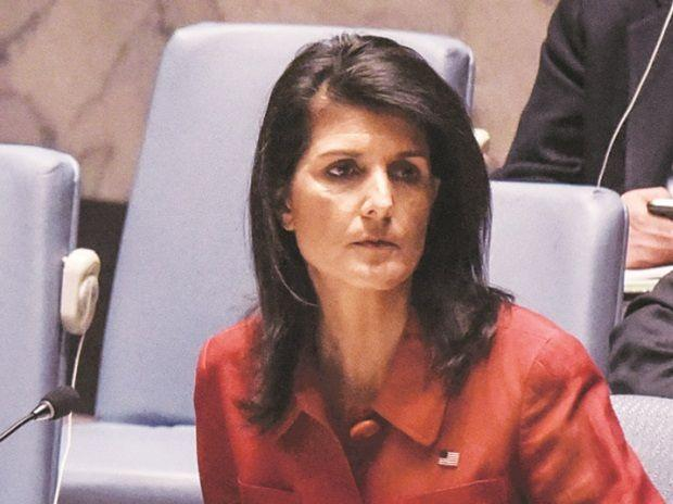 India-US can challenge each other to do better on human rights: Nikki Haley