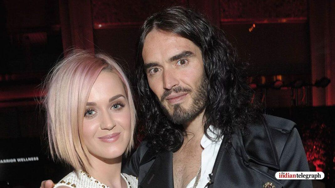 Katy Perry opens up about her previous marriage to Russell Brand