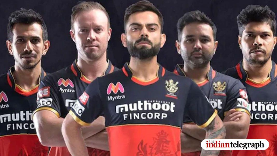 RCB new anthem after uproar from fans