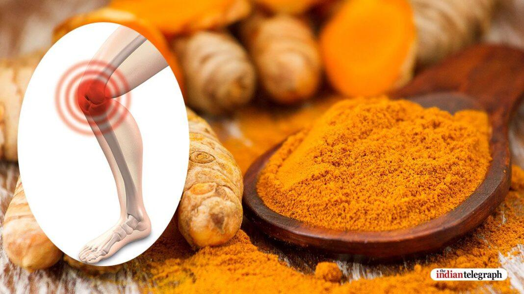Turmeric supplement effective in osteoarthritis knee pain