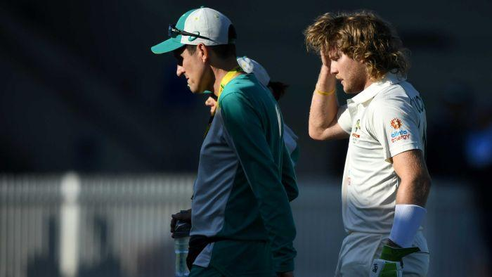 Australia's Wiil Pucovski set to miss Boxing Day Test against India, Joe Burns cleared of serious injury