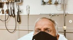 Greg Norman spends Christmas Day in hospital after showing COVID-19 symptoms, told to self-isolate