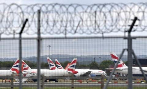Europe Tries To Fend Off UK Virus Strain And Calm Travel Chaos
