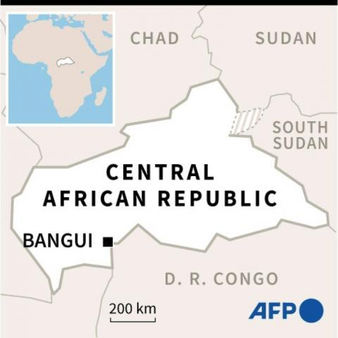 C.Africa Votes In Polls Marred By Violence