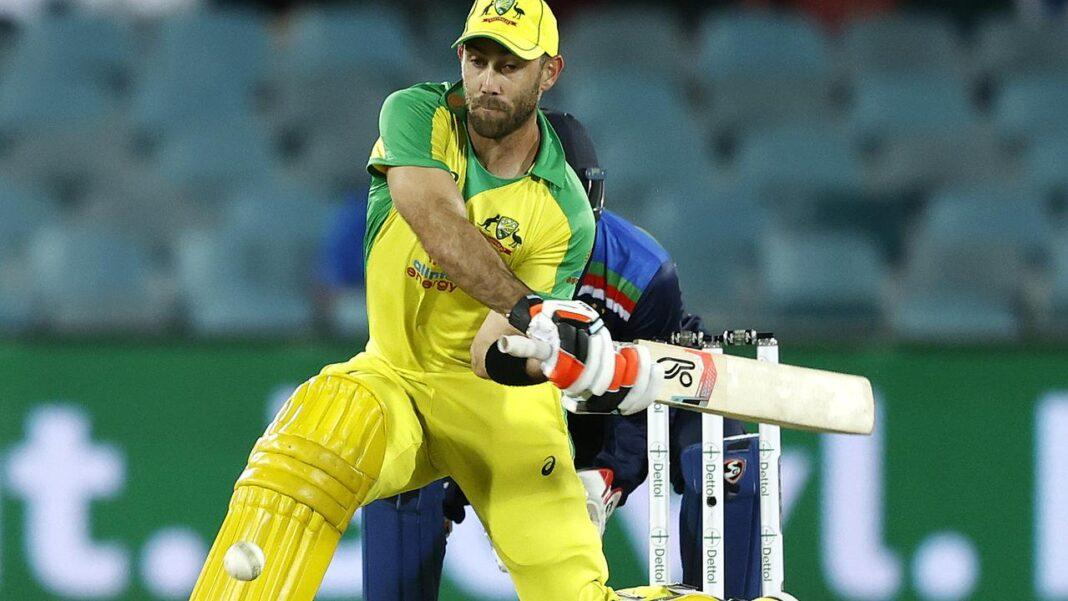 Glenn Maxwell says his switch-hitting isn't outside the laws of the game