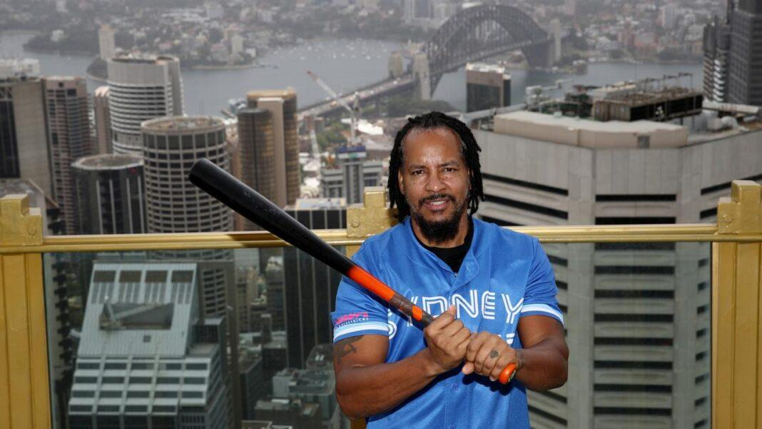 Manny Ramirez: Baseball Hall of Famer in Sydney to play for the Blue Sox