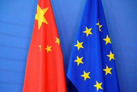 EU Clears Means For China Funding Pact