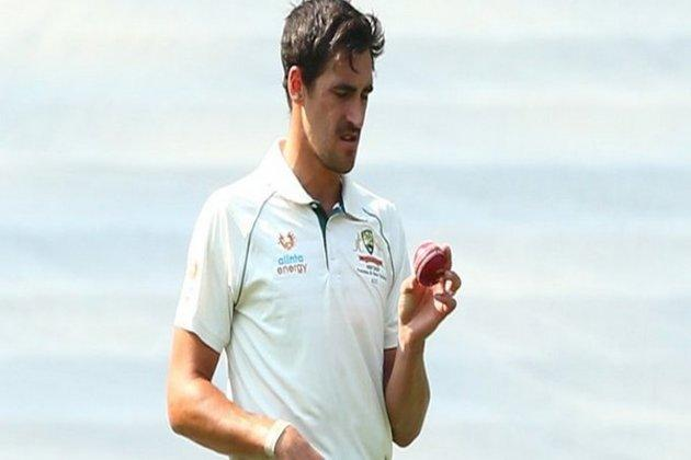 Starc rues missed probabilities on day two of second Check