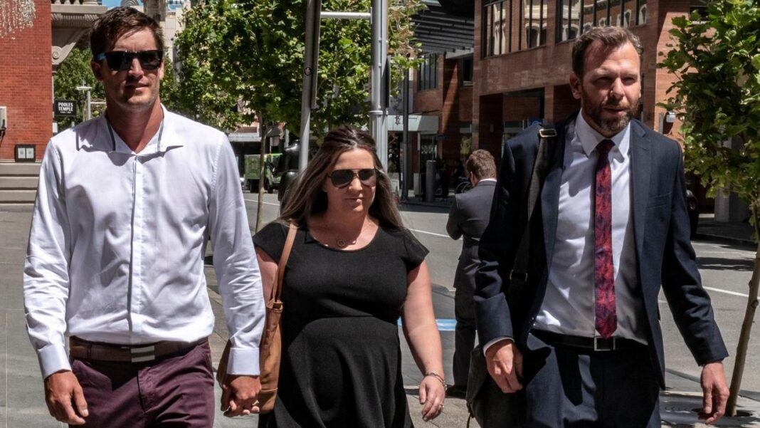 Byron and Keira Hordyk: Couple who believe homosexuality is a sin take foster fight to court