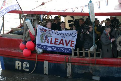 Brexit Deal Places UK Fishermen In Uncharted Waters