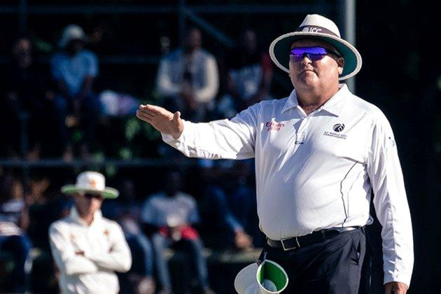 SA umpire set to make Test debut in Sri Lanka series