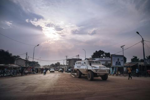 C.Africa Rebel Groups Call Off Ceasefire Before Election