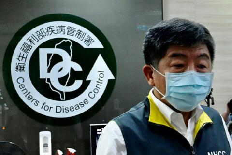 Pilot Blamed For First Taiwan Virus Transmission Since April