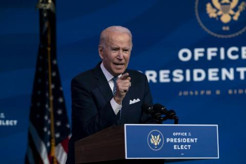 Biden Says Huge Cyberattack Cannot Go Unanswered