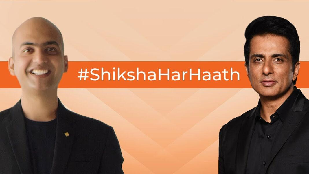 Smartphones For Underprivileged Students! Mi India, Sonu Sood Roll Out 'ShikshaHarHaath' Initiative