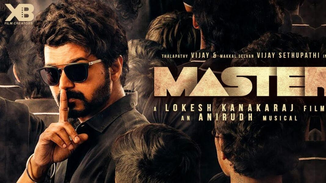 South superstar Vijay Master become the highest grosser in pandemic times?