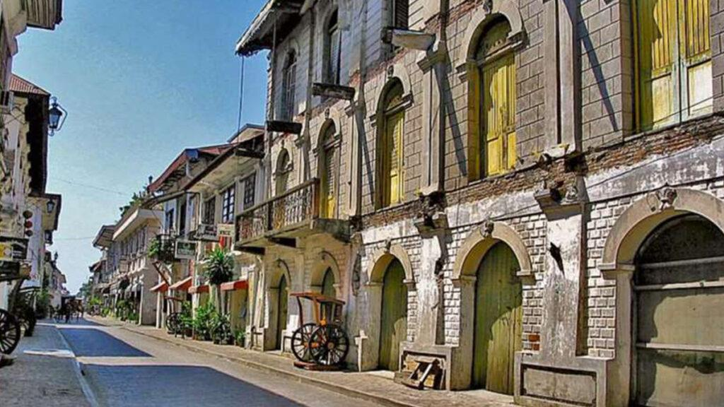 The delightful city of Vigan