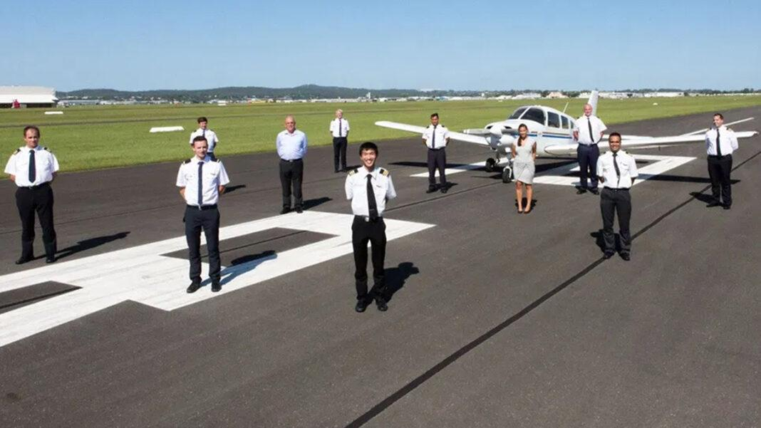 Careers in The Sky Take Flight As TAFE NSW Partners With Basair Aviation College
