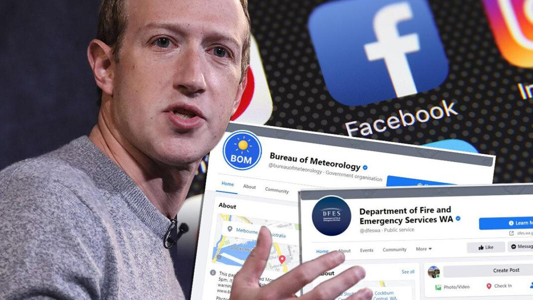 Facebook Blocks News In Australia Over Government Plan To Force Payment To Publishers