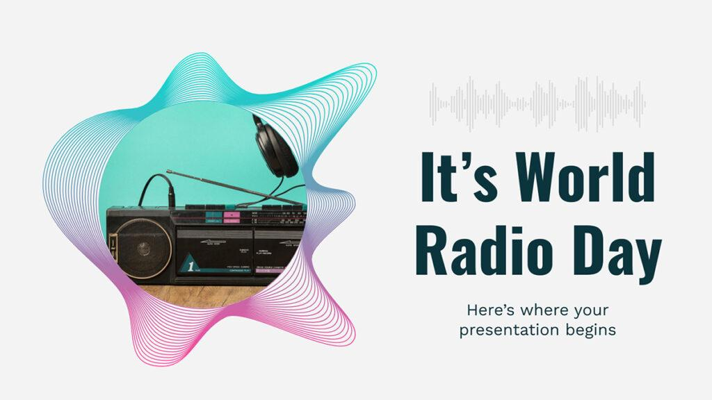 Its World Radio Day