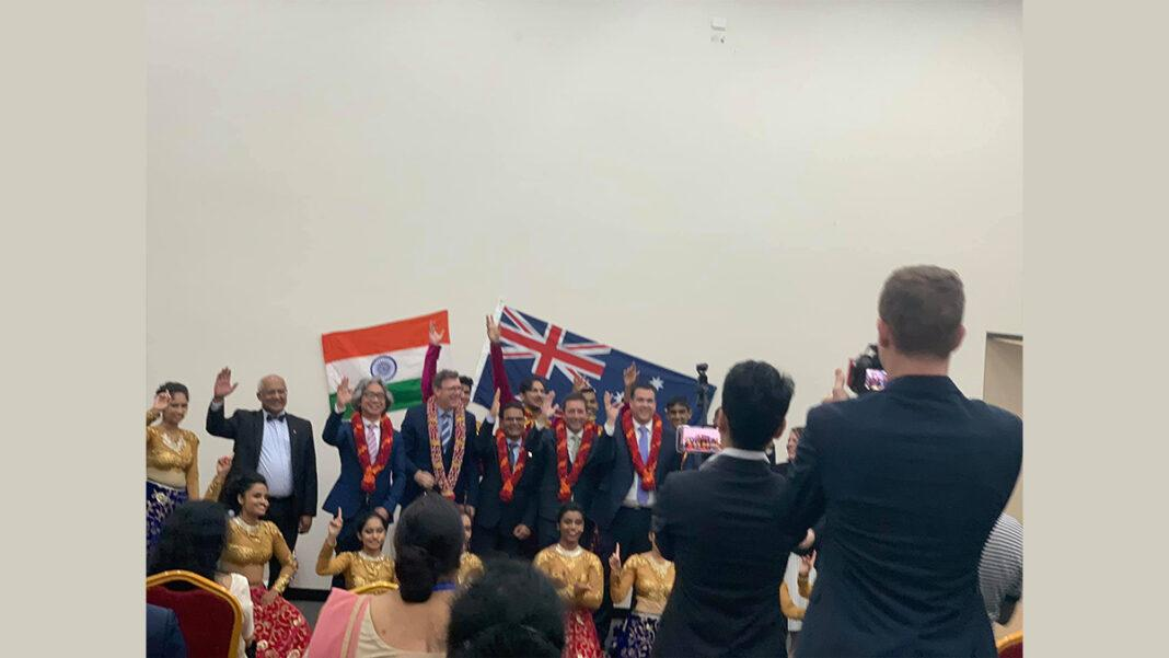 Victoria's First Indian Community Centre Delivered