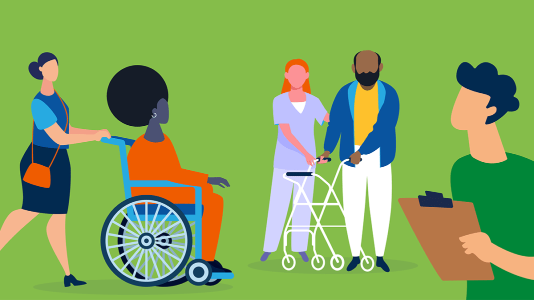 Boosting Jobs and Skills in The Disability Support Sector